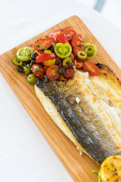 Whole Mediterranean Sea Bass