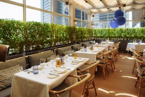 Mina Brasserie Terrace