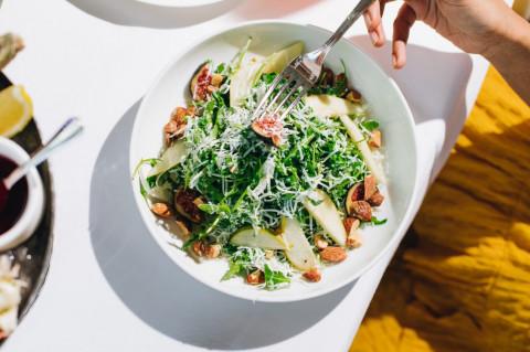 Wild Arugula Salad